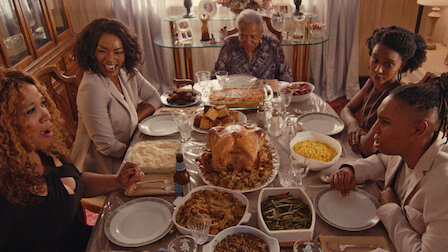 Watch Thanksgiving. Episode 8 of Season 2.